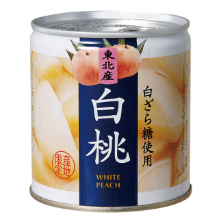 東北産 白桃 24缶入