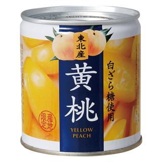 東北産 黄桃 24缶入