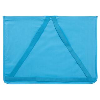防災ずきん用カバー ブルー