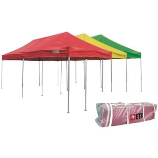 ETSテント 2.4×4.8m 赤色