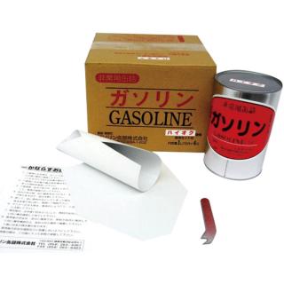 スーパーガソリン缶詰 1L 4缶入【別途送料・都度見積り】