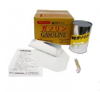 混合ガソリン缶詰 混合比率50:1 1L×4缶入【別途送料・都度見積り】