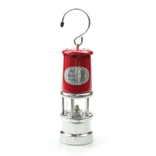 JDバーフォード マイナーズランプ Mサイズ / RED