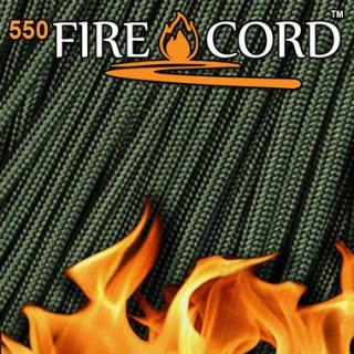 Live Fire Gear 550 Fire Cord オリーブドラブ