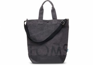 TOMS Compass Toto コンパストート(2way) Charcoal