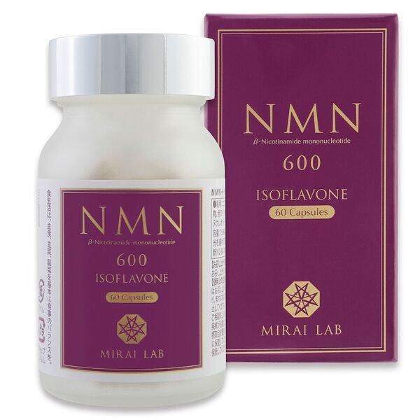 NMN+イソフラボン (60カプセル)