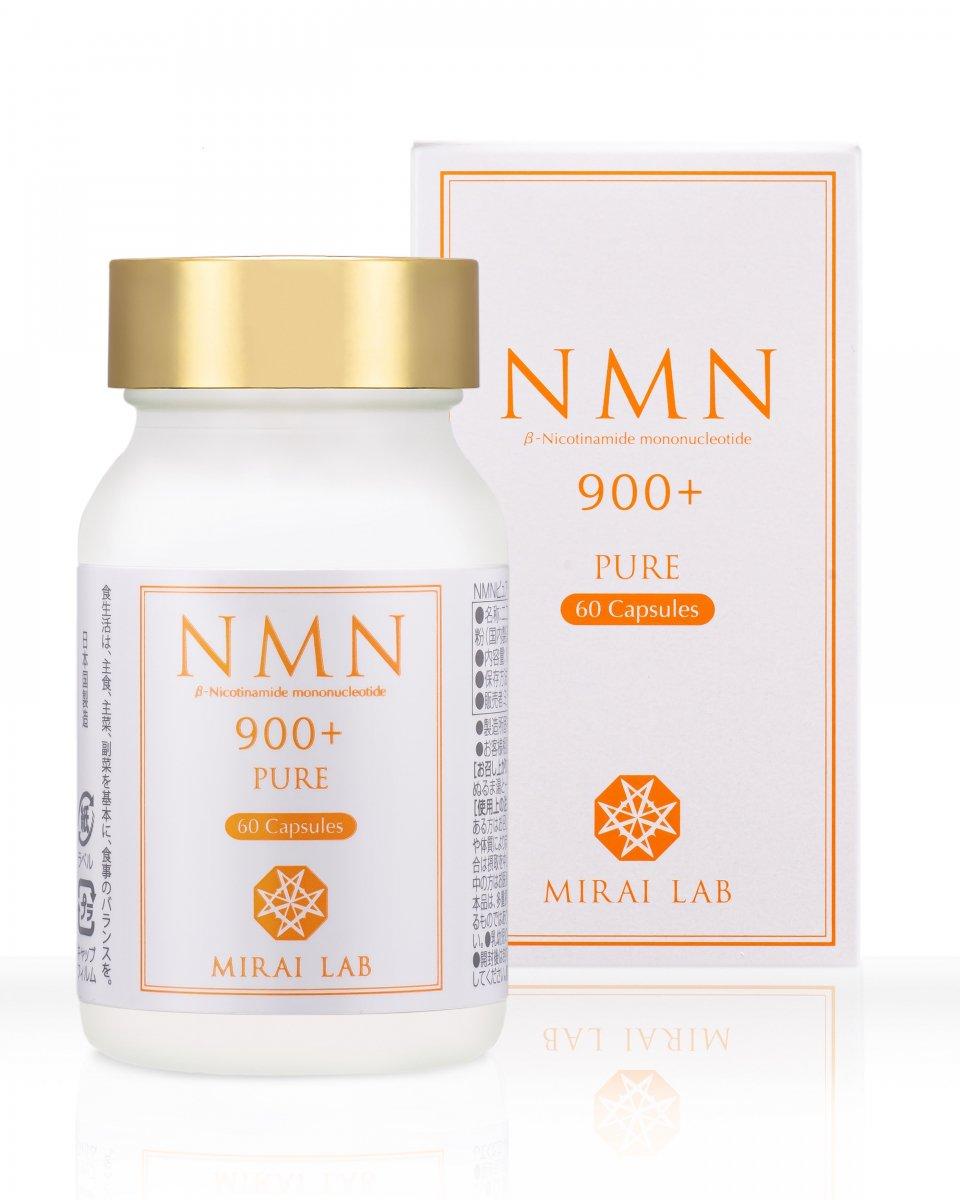 NMN ピュア 900 (60カプセル)