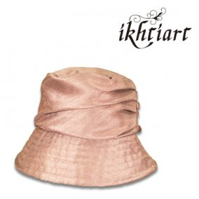 Skirt Hat Shantung