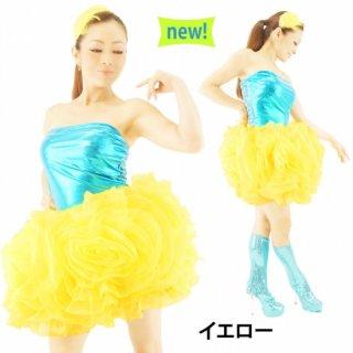 バラミニスカート!ゴージャスボリューミー JUICYオリジナル♪バーレスクやレビュー、ショーやアイドル衣装にもおすすめ