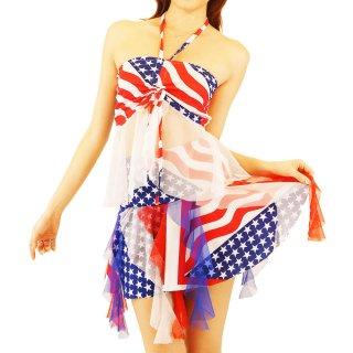 USA/アメリカンダンス衣装セットアップ
