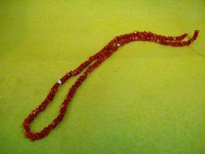 血赤珊瑚 枝 ネックレス・アクセサリー用 連売り