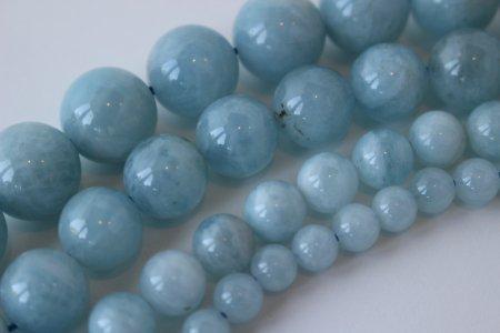 アクアマリン(藍玉) ☆天然石1粒〜販売☆