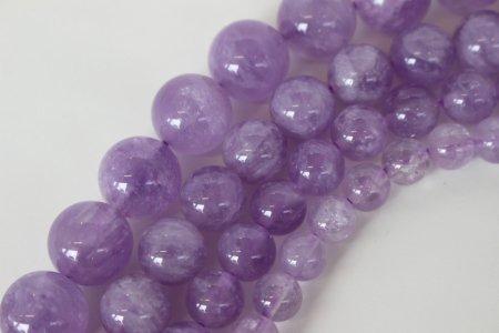 ラベンダーアメジスト(紫水晶) ☆天然石1粒〜販売☆