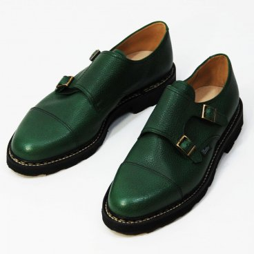 Paraboot<BR>WILLIAM<BR>GR VERT : GREEN<BR>