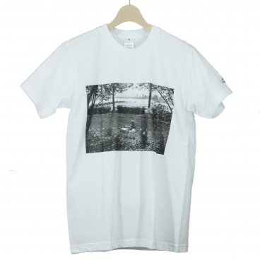 JimagraphyジーマグラフィPrinted T-shirtVacation