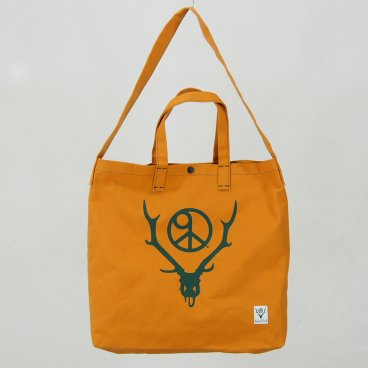 South2 West8Grocery Bag9Piece&Deer SkullSuntan