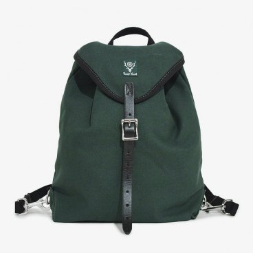 South2 West8 - 18oz Canvas - Day Pack - Hunter Green