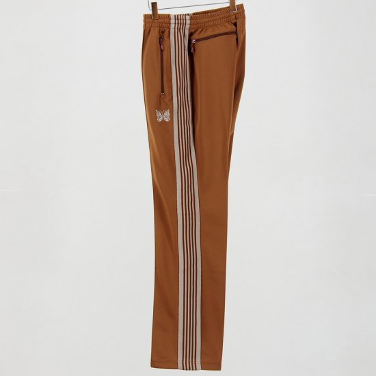 NeedlesNarrow Track PantPoly SmoothBrown