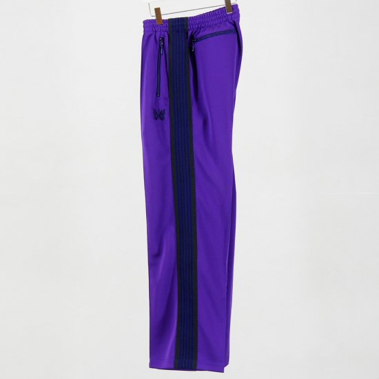 NeedlesTrack PantPoly SmoothPurple
