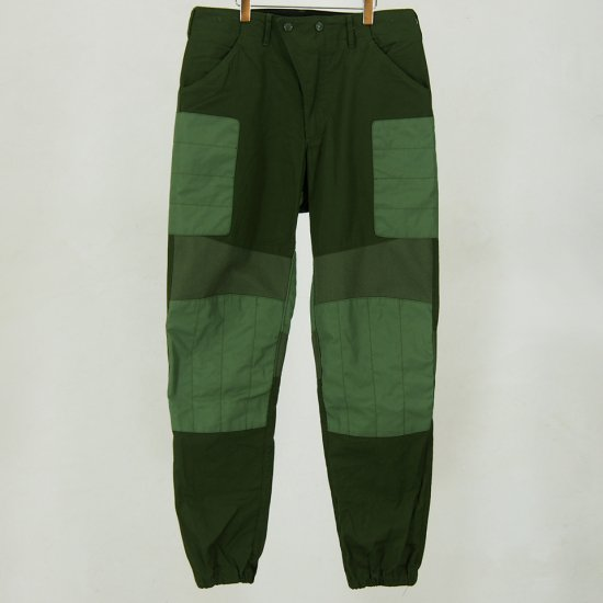 Engineered GarmentsMoto PantMalibu PoplinDk.Olive