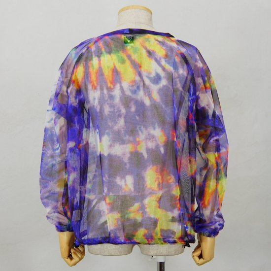 South2 West8Bush ShirtPoly MeshTie Dye