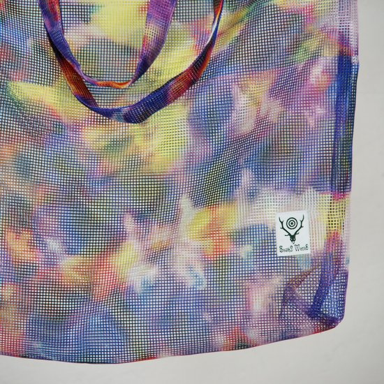 South2 West8Grocery BagPoly MeshTie Dye