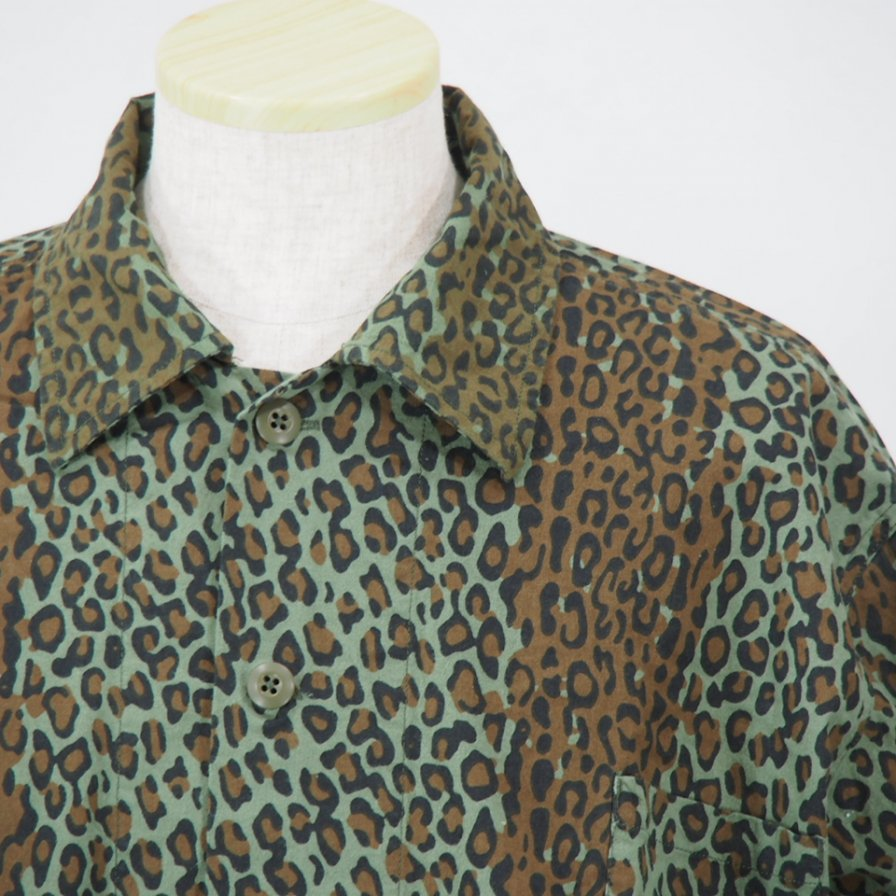 South2 West8Hunting ShirtPrinted FlannelCamouflageLeopard