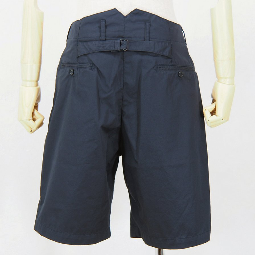 Engineered GarmentsWP ShortHigh Count TwillDk.Navy