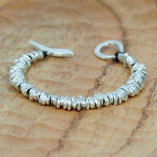 JILL PLATNERbirdbone braceletBlack