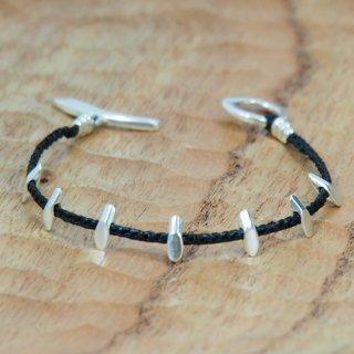 JILL PLATNERmorsel braceletBlack