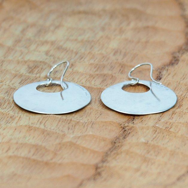 JILL PLATNERhibiscus earring