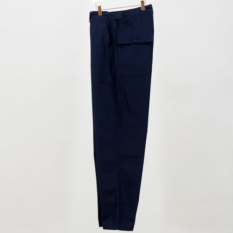 EG WORKADAYFatigue PantCotton RipstopNavy