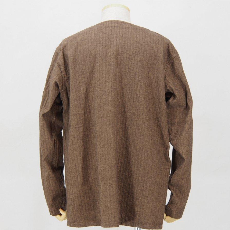 Engineered GarmentsMED ShirtBushed HBBrown