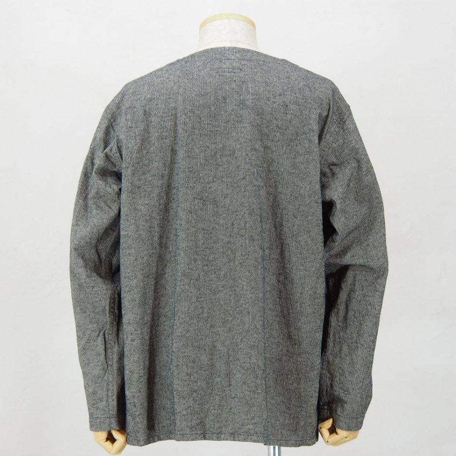 Engineered GarmentsMED ShirtBushed HBGrey