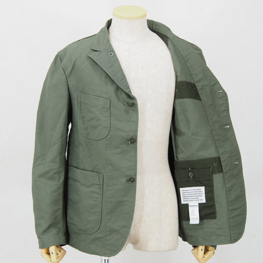 Engineered GarmentsBedford JacketCotton Double ClothOlive