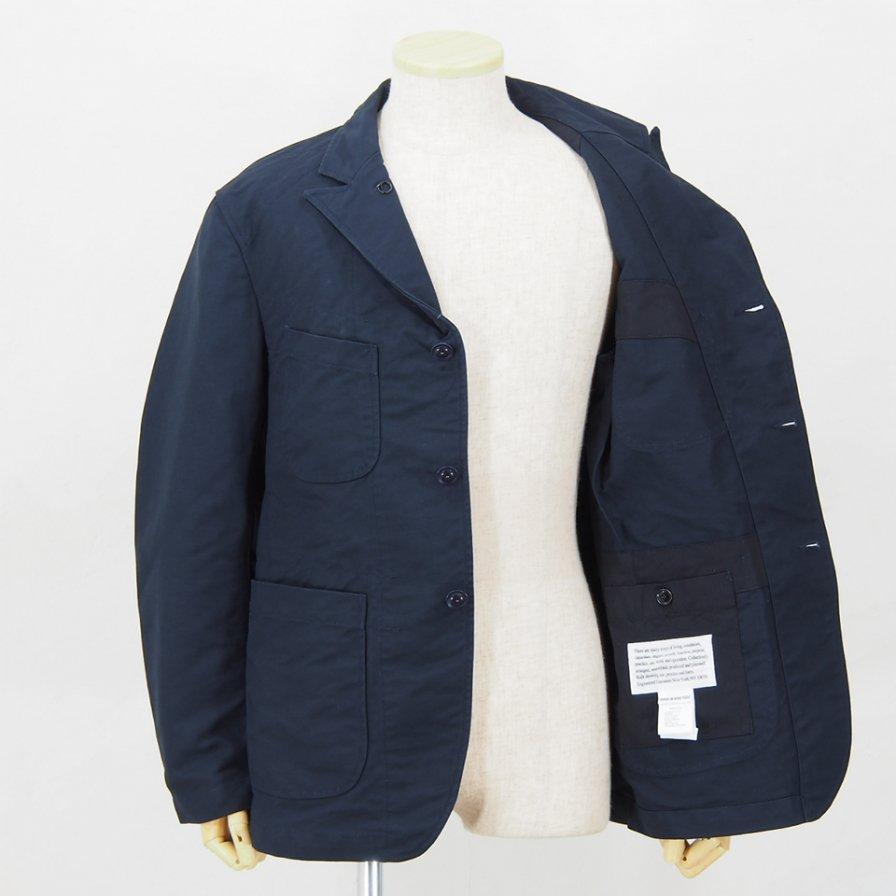 Engineered GarmentsBedford JacketCotton Double ClothDk.Navy