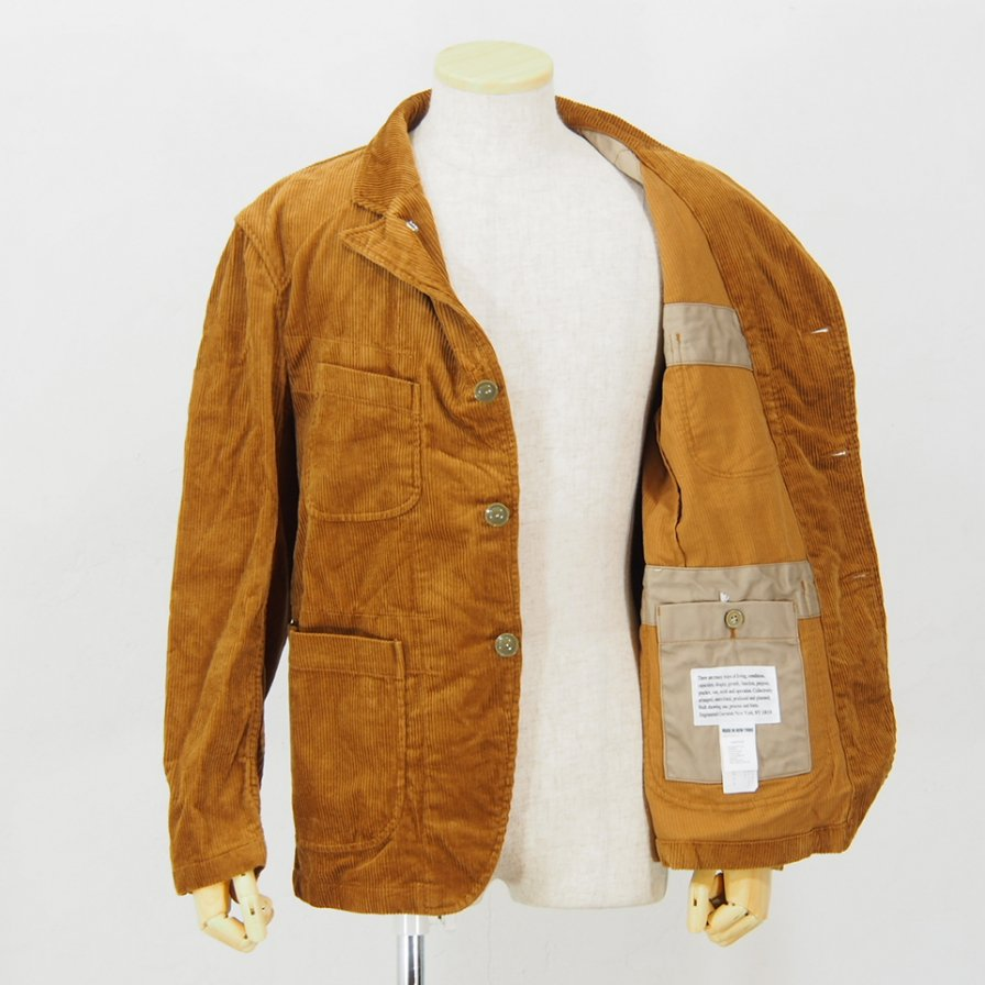 Engineered GarmentsBedford Jacket8W CorduroyChestnut