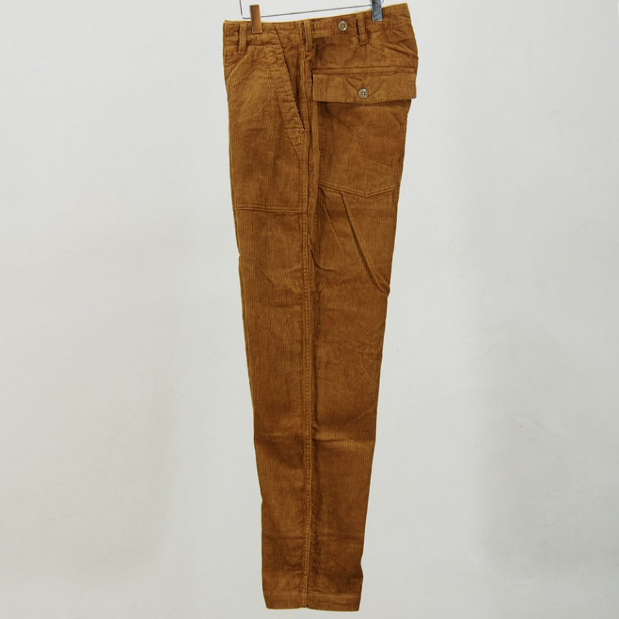 Engineered GarmentsFatigue Pant8W CorduroyChestnut