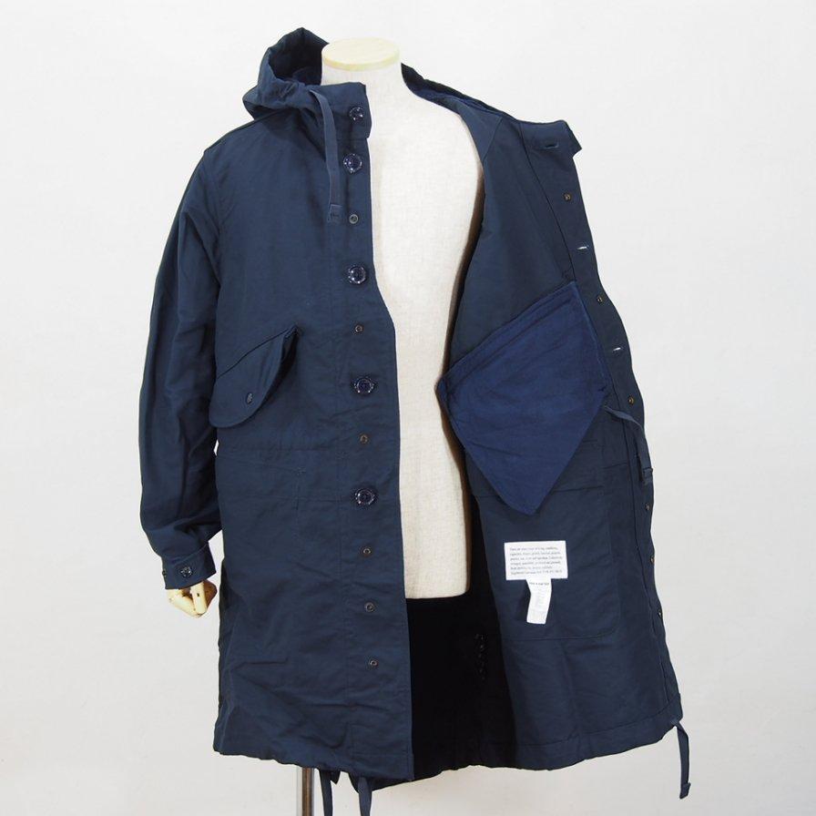 Engineered GarmentsHighland ParkaCotton Double ClothDk.Navy