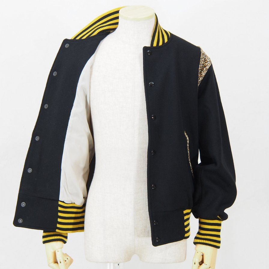 NeedlesAward JacketW/N Beaver