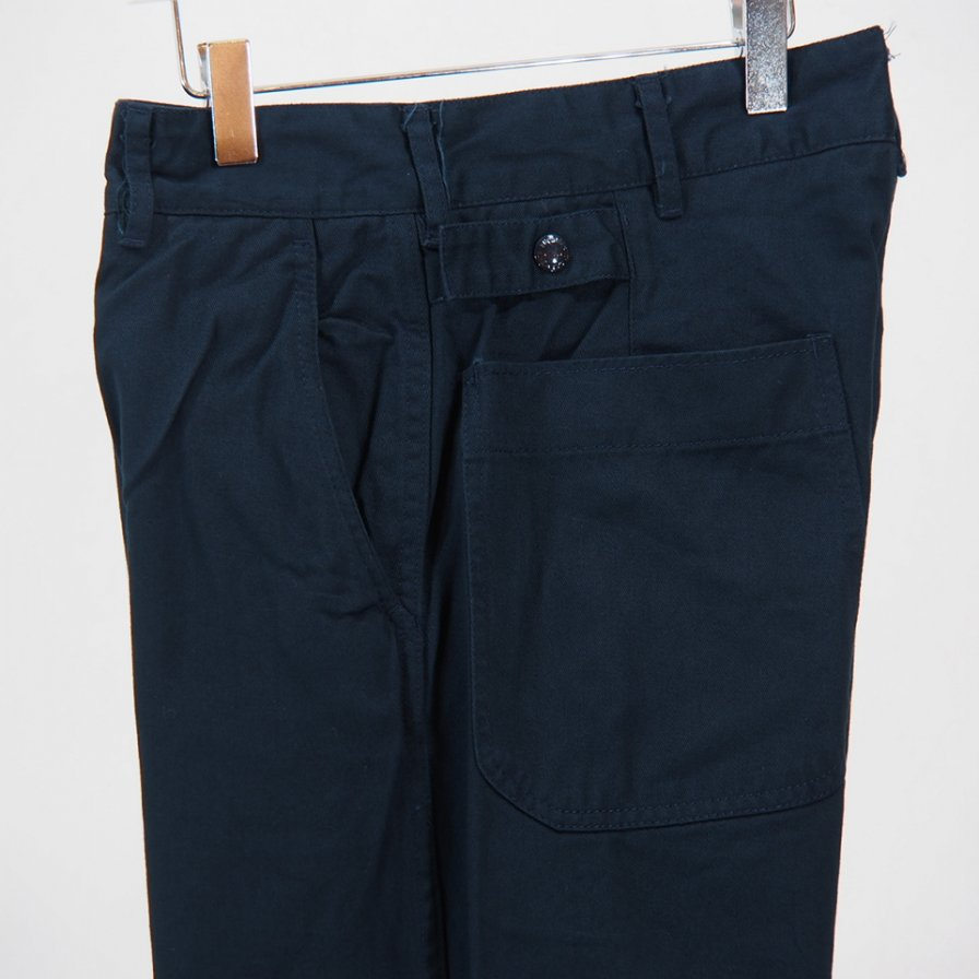 Engineered GarmentsGround PantChino TwillDk.Navy