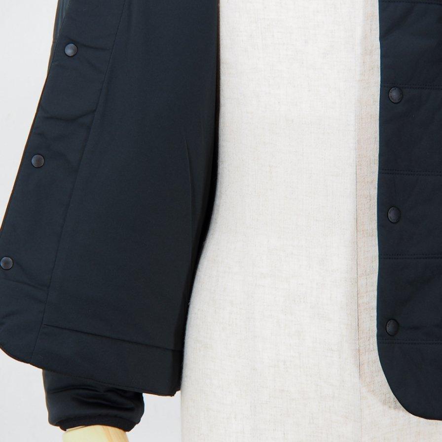 snow peakFlexible Insulated CardiganMen's Black