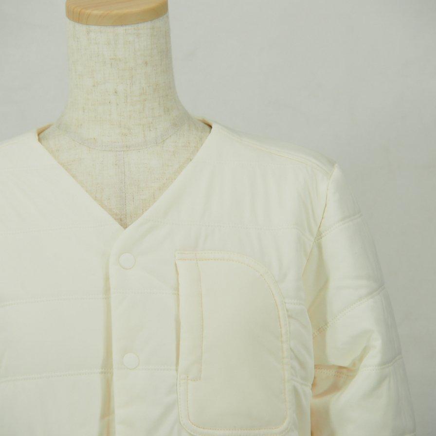 snow peakFlexible Insulated CardiganWomen's White