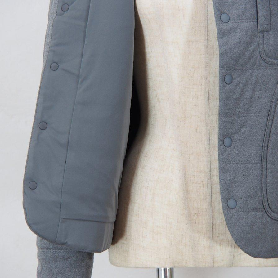 snow peakFlexible Insulated CardiganWomen's M.Grey