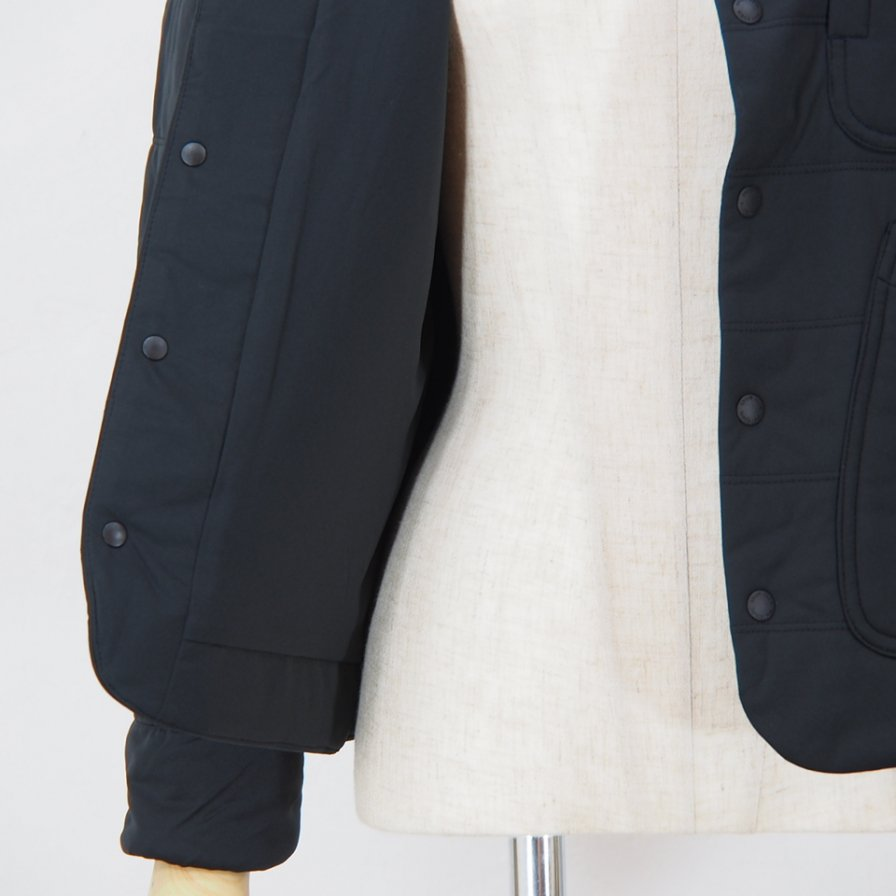 snow peakFlexible Insulated CardiganWomen's Black