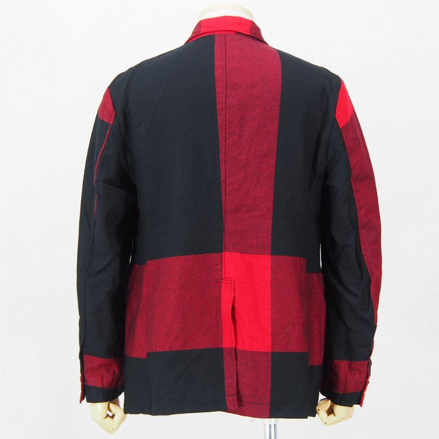 Engineered GarmentsAndover JacketBig PlaidWorsted Wool Flannel