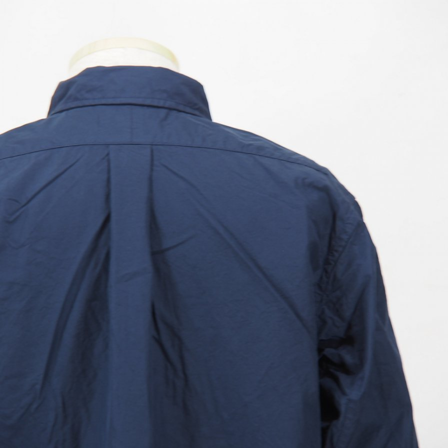Engineered Garments19th BD Shirt100's BroadclothNavy