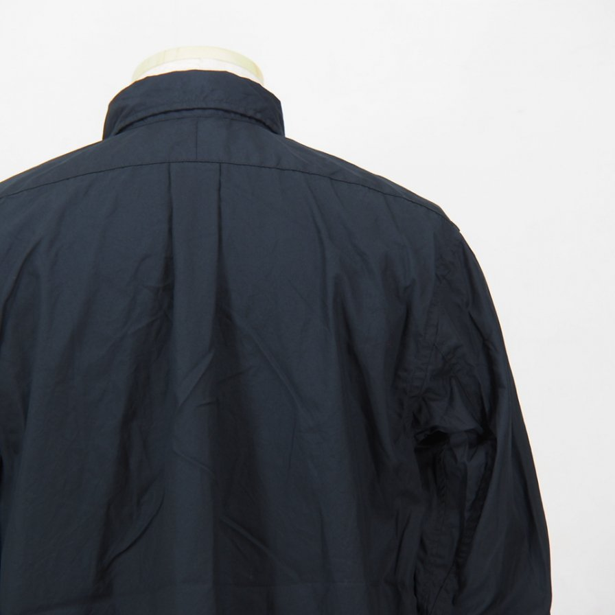 Engineered Garments19th BD Shirt100's BroadclothBlack