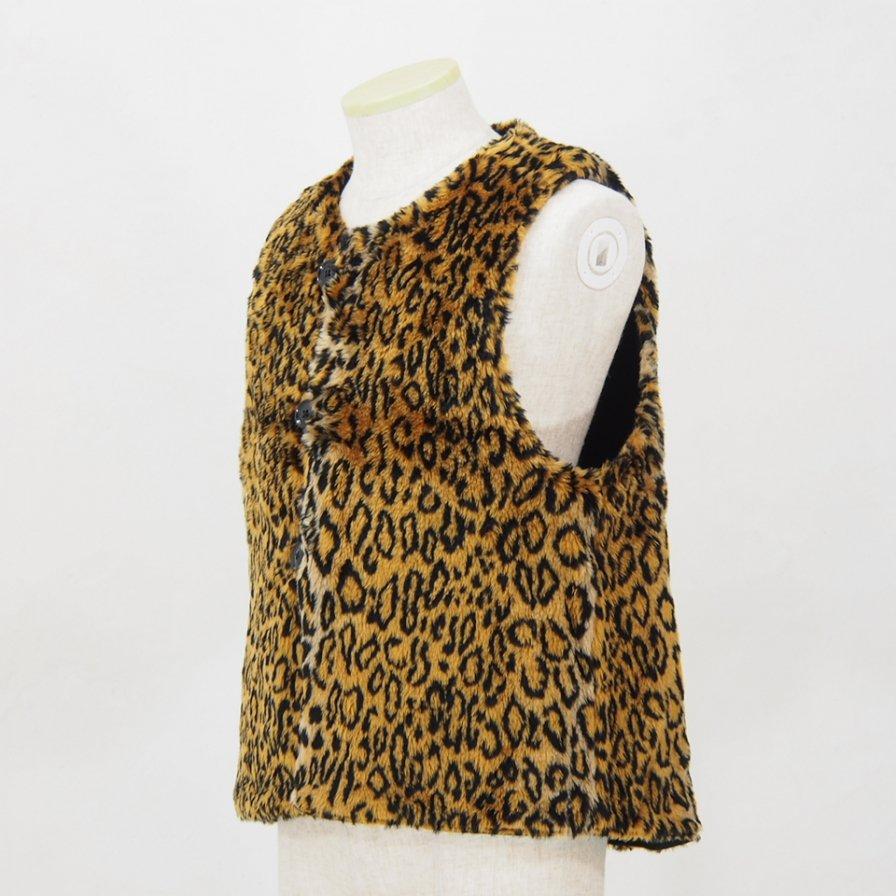 Engineered GarmentsOver VestChino TwillBlack