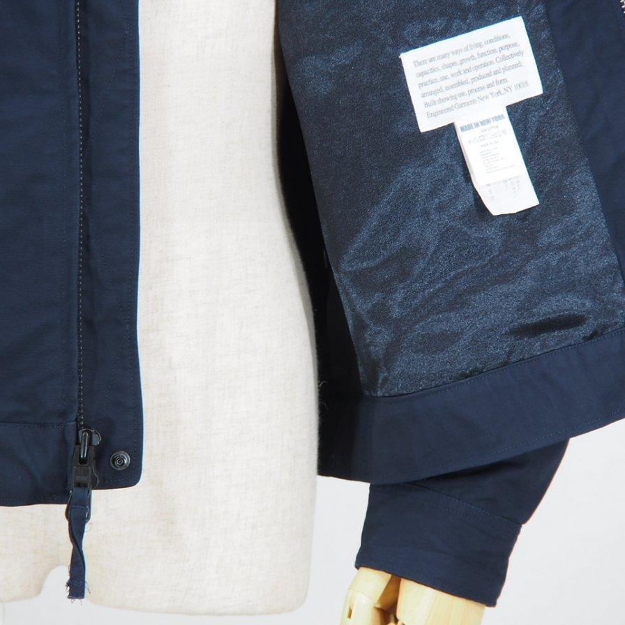 Engineered GarmentsDriver JacketCotton Double ClothDk.Navy